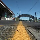 Yellow Line by Mathew Lys by Access Arts Camera Wonderers