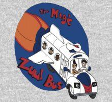 Magic Zuul Bus One Piece - Long Sleeve