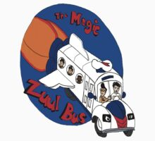 Magic Zuul Bus One Piece - Long Sleeve