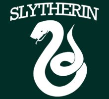 Slytherin Pride by Kate Bloomfield