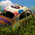 Flower Power | Love Bug by Ken  Hurst