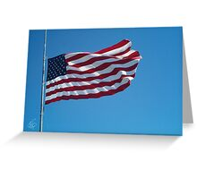 A Time To Remember Greeting Card