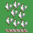 chooks rampant by OTOFURU
