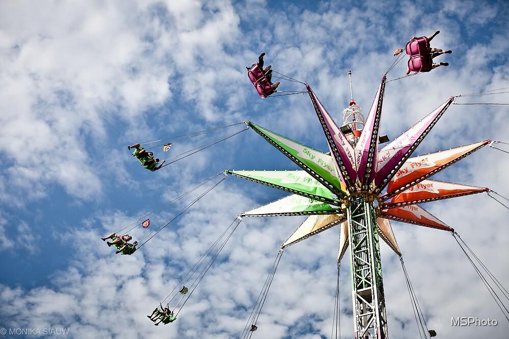 Swing High by MSPhoto
