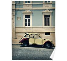 Parked on the Street Poster