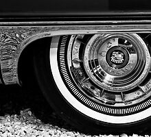 Car Wheels... by Kurt Golgart