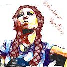 self scribble by rainbowvortex