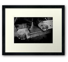 Childs Play Framed Print