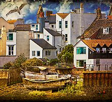 Harbor Houses by Chris Lord