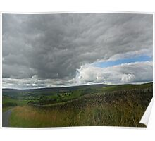 Foreboding Clouds Poster