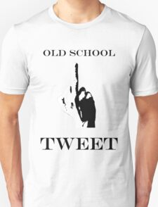 old school tweet T-Shirt