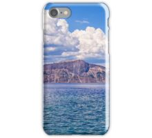 ON THE LAKE iPhone Case/Skin