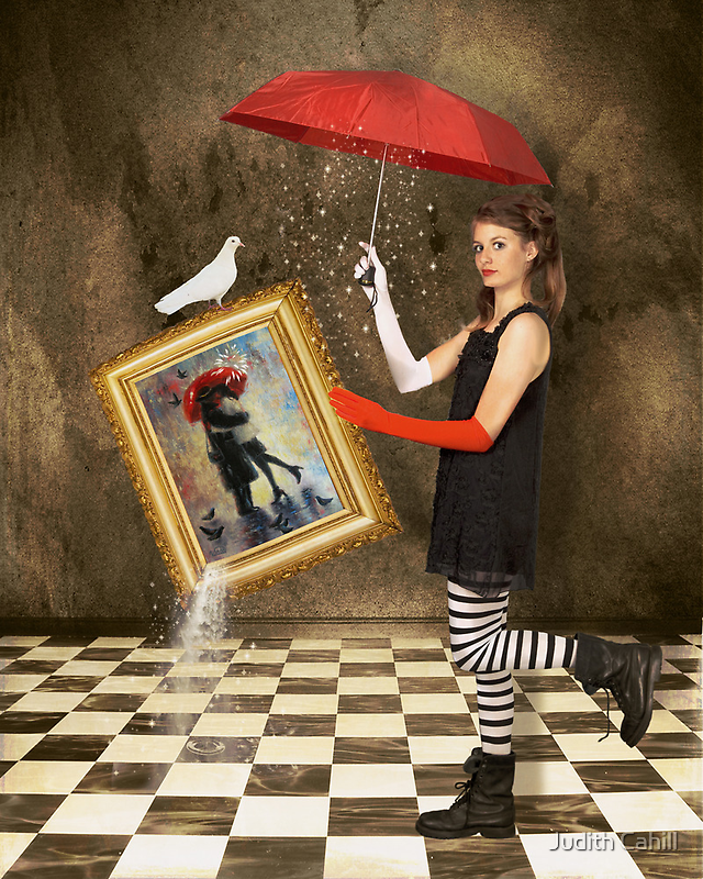 Its all about rain by Judith Cahill