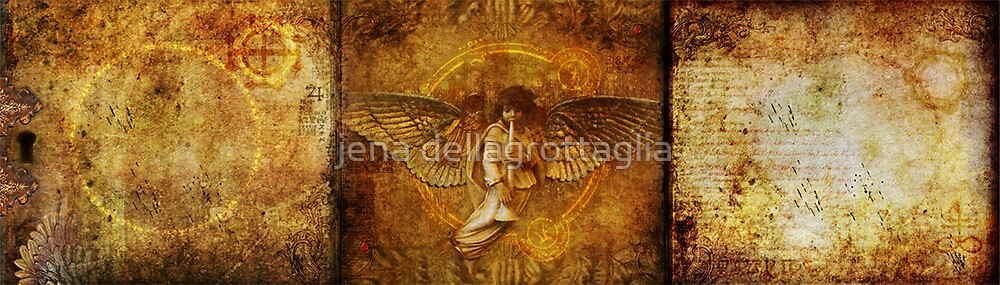 Eterna CD Cover by autumnsgoddess