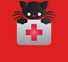 Helping cat Unisex T-Shirt