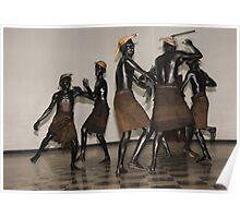 korava dance Poster