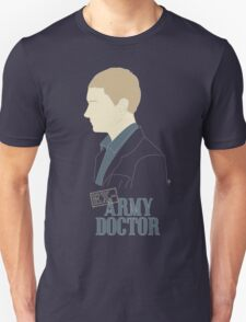 Ex-Army Doctor T-Shirt