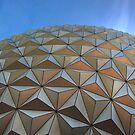 Spaceship Earth and Beyond by Rechenmacher