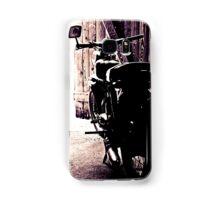Schwalbe of the manufacturer Simson - Study 10 Samsung Galaxy Case/Skin