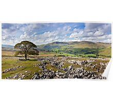 The Howgill Fells Poster