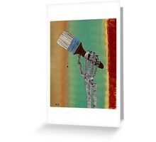 Lib 164 Greeting Card