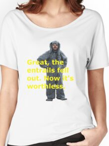 """Wilfred """"Entrails"""" Quote Women's Relaxed Fit T-Shirt"""