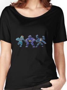 Pokemon - Machop, Machoke, Machamp Women's Relaxed Fit T-Shirt