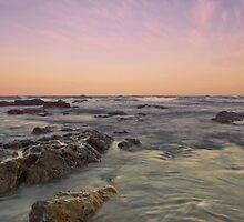 Wallabi Beach by Conor  O'Neill