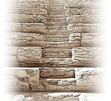 ancient stairs by agawasa