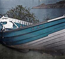 Sea Moon by almaalice
