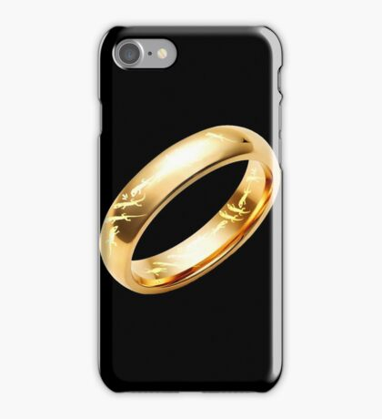 Reptile Ring to Rule Them All iPhone Case/Skin