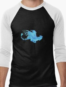 The Flightmare - Black Men's Baseball ¾ T-Shirt