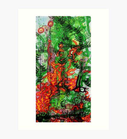"""The Vincent"" Art Print"