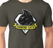 Diamond cats Unisex T-Shirt