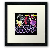 """""""Sunken Loto"""" Framed Print"""