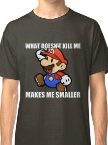Mario - Smaller Classic T-Shirt