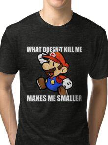 Mario - Smaller Tri-blend T-Shirt