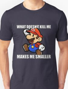 Mario - Smaller Unisex T-Shirt