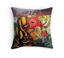 """Leading Me to the Needle"" Throw Pillow"