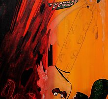 """Blueprint Octopus"" by Sam Haycroft"