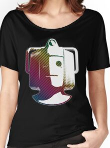 Cyberman - Rainbow Women's Relaxed Fit T-Shirt