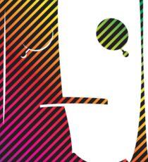 Cyberman - Rainbow Sticker