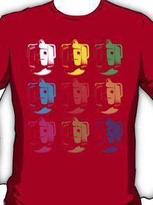 Cyberman pop art T-Shirt