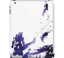 HALO | Blue Aura iPad Case/Skin