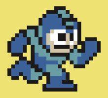Megaman - 16bit Kids Clothes