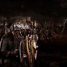 Thor's Warriors by Vanessa Barklay