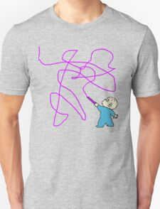 Harold and the purple crayon T-Shirt