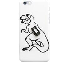 Tape-Rex iPhone Case/Skin