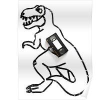 Tape-Rex Poster