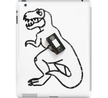 Tape-Rex iPad Case/Skin